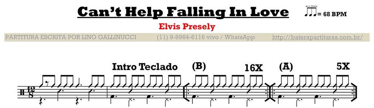 cant help falling in love music sheet pdf elvis
