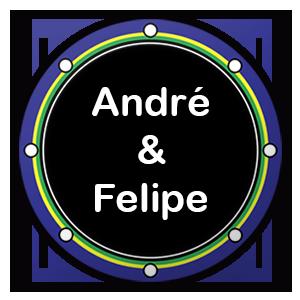 André & Felipe